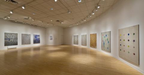 Installation, Sueurs, Galerie d'art d'Outremont, 2011