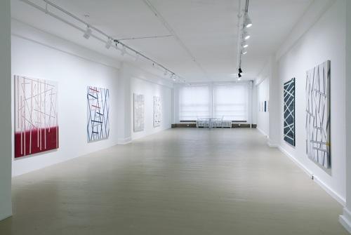 Jean-Benoit Pouliot (installation), Galerie Hugues Charbonneau, 2012 (photo : Éliane Excoffier)
