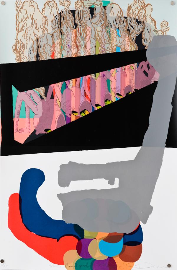Galerie Hugues Charbonneau | Séripop, To Build A Wall Around
