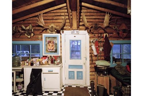 """Benoit Aquin, L'origine du monde (série La chasse), 2002 Impression numérique à pigments de qualité archive Éd. 6 : 74 x 91 cm (29″ x 36"""")"""