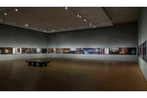 Benoit Aquin : Mégantic photographié [exposition_exhibition], 2015, Musée des beaux-arts de Montréal Commissaire_curator: Diane Charbonneau Montréal, Canada