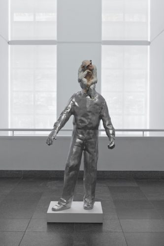 Trevor Gould, Solid Ground, 2012, installation Musée d'art contemporain de Montreal