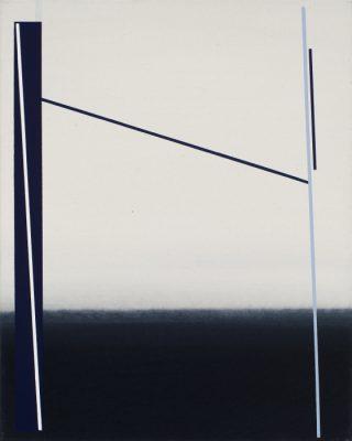 Jean-Benoit Pouliot, Sans titre (2013b), 2013, acrylique sur toile, acrylic on canvas, 20