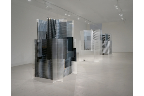 Jonathan Plante, Trois Sculptures, 2018 Exhibition Galerie Hugues Charbonneau, Montréal, Canada