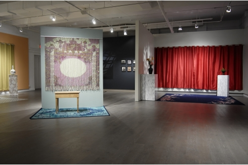 <strong>Karen Tam, The Chrysanthemum has Opened Twelve Times, 2020</strong> Koffler Gallery, Toronto, Canada