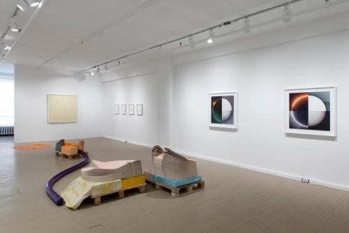 Écho 1, Galerie Hugues Charbonneau, Montréal (photo : Éliane Excoffier)