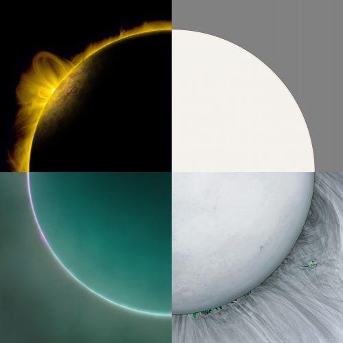 Alain Paiement Cadran 3, 2014 épreuve numérique aux pigments digital pigment print éd. 5,  image 30