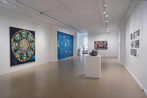 Écho 2, 2014, Galerie Hugues Charbonneau, Montréal