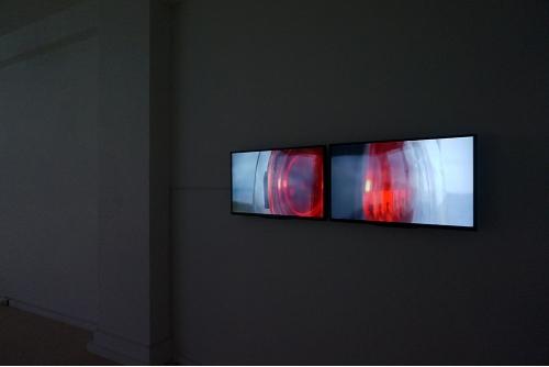 Alain Paiement, Irréversibles (installation view), 2014 Galerie Hugues Charbonneau, Montréal, Canada