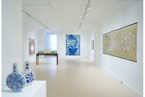 Karen Tam, Made in Britain (solo), 2015, Galerie Hugues Charbonneau, Montréal, Canada