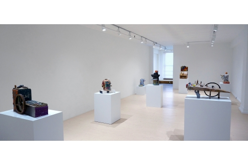 David Lafrance, Les appelants (exhibition), 2016 Galerie Hugues Charbonneau, Montréal, Canada