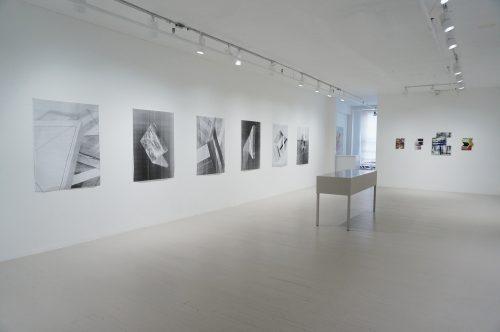 Jean-Benoit Pouliot, L'image souple : Inclinaisons et déclinaisons [exposition_exhibition], 2017, Galerie Hugues Charbonneau, Montréal, Canada.