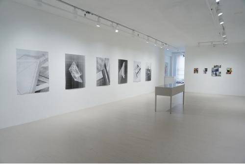 Jean-Benoit Pouliot, L'image soupe : Inclinaisons et déclinaisons, 2017 Galerie Hugues Charbonneau, Montréal, Canada