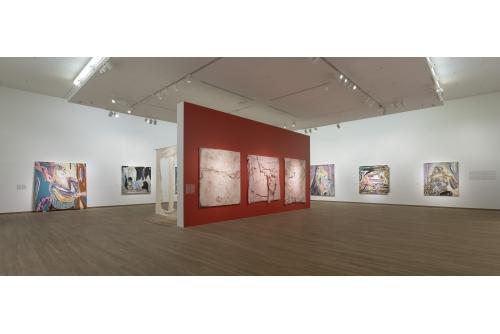 Manuel Mathieu, Survivance, 2020-2021 Montreal Museum of Fine Arts, Canada [curator: Sylvie Lacerte; photo: Denis Farley]
