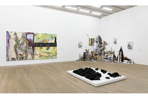 Manuel Mathieu, The Other Side of Now: Foresight in Contemporary Caribbean Art, 2019-2020 Commissaires : María Elena Ortiz et Dr. Marsha Pearce, Perez Art Museum Miami, USA